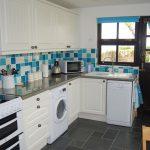 Kitchen at Long Linhay, Mortehoe, North Devon
